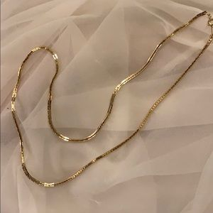 Vintage Gold Chain